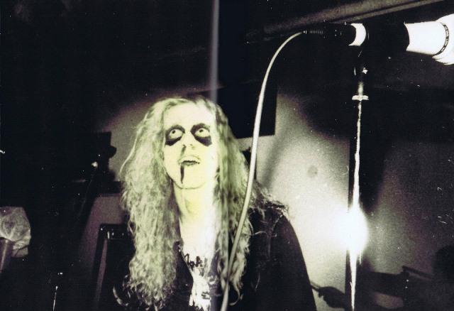 Dead en concierto