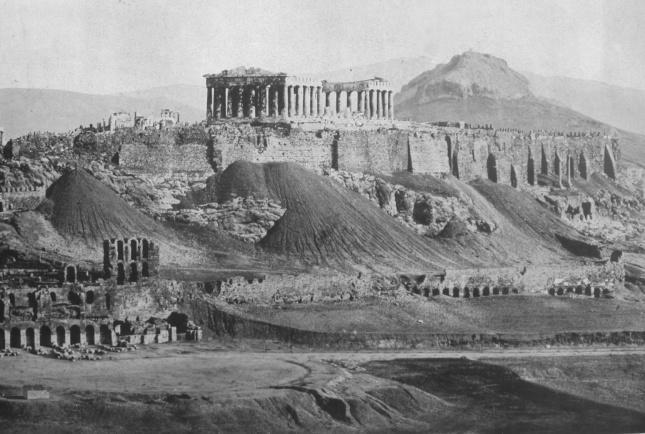 Acrópolis (Circa 1880)