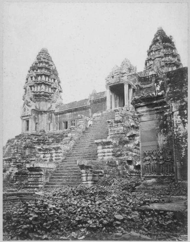 Angkor Wat (Circa 1866)