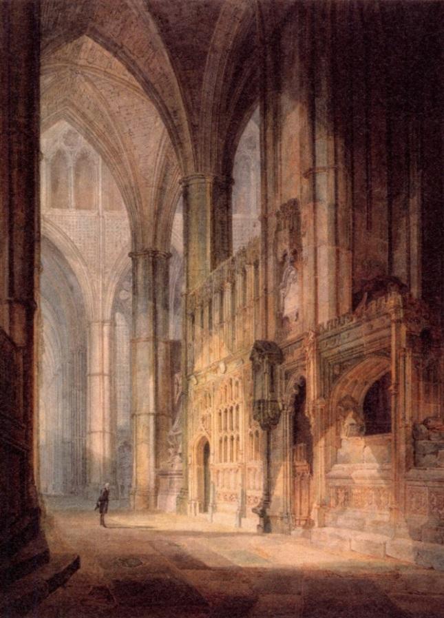 Capilla de San Erasmo, Abadía de Westminster