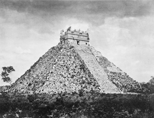 Chichen Itzá (1889)