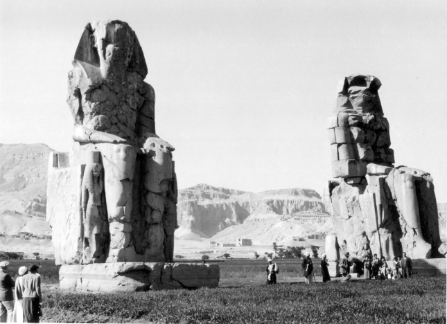Colosos de Memnón (1930)