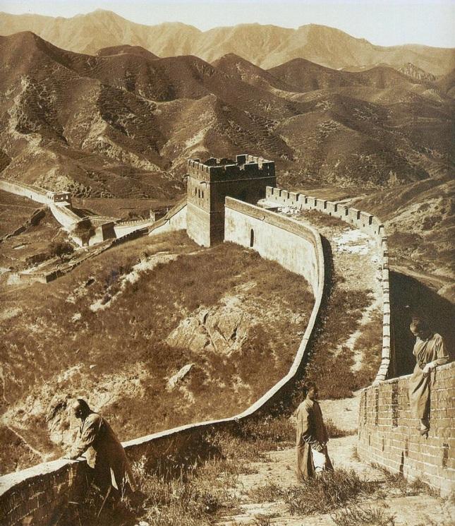 Gran Muralla China (1907)