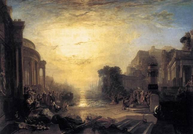 La decadencia del Imperio Cartaginés