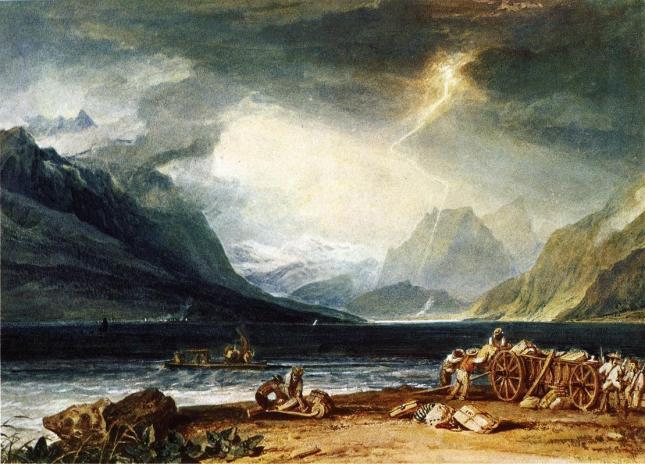 Lago Thun, Suiza