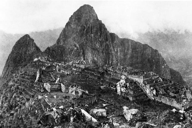 Machu Picchu (1912)