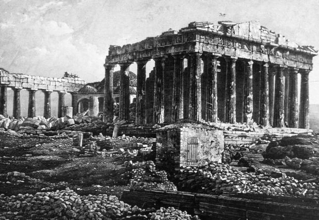 Partenón (1839)