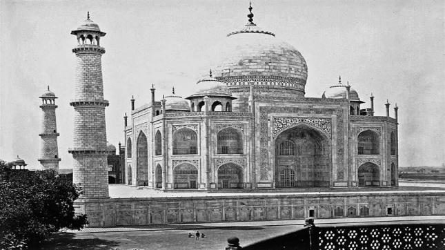 Taj Mahal (Circa 1850)