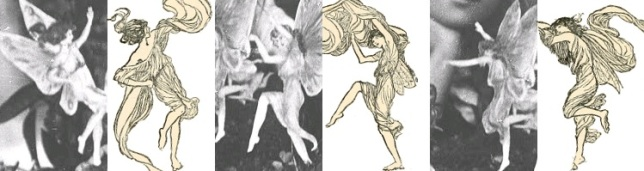 Comparación Hadas Cottingley