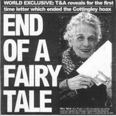 Elsie Wright confesión