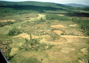 Epicentro Tunguska