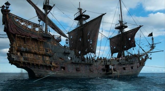 La Venganza de la Reina Ana (Piratas del Caribe)