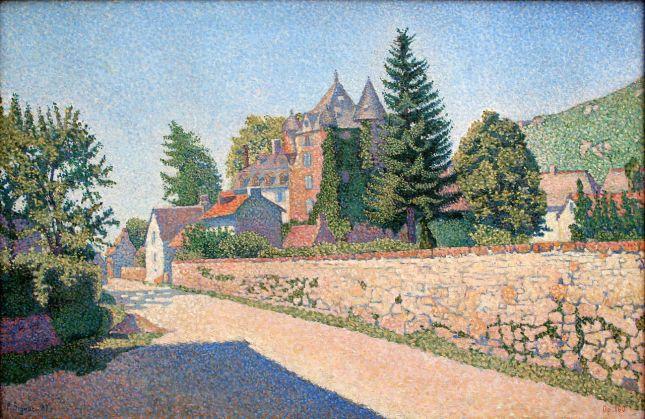 Château Comblat