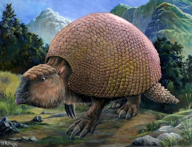Glyptodon