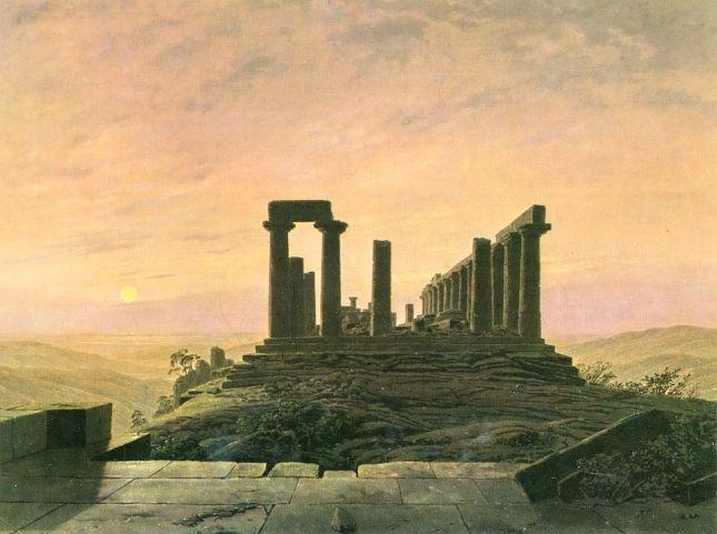 Templo de Juno en Agrigento