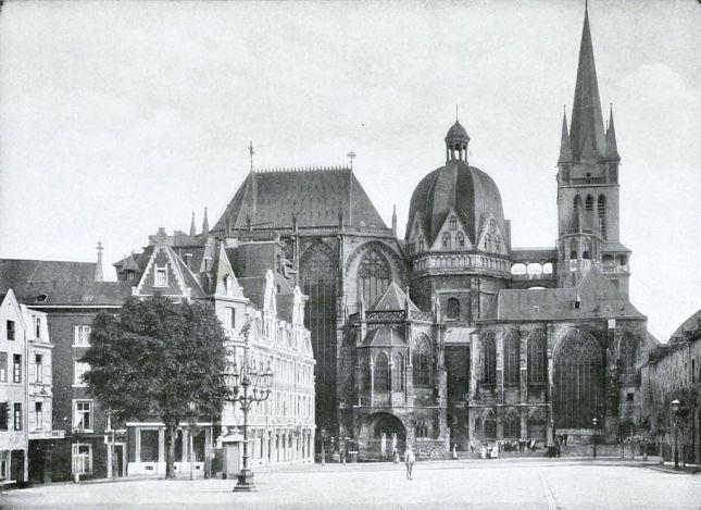Catedral de Aquisgrán