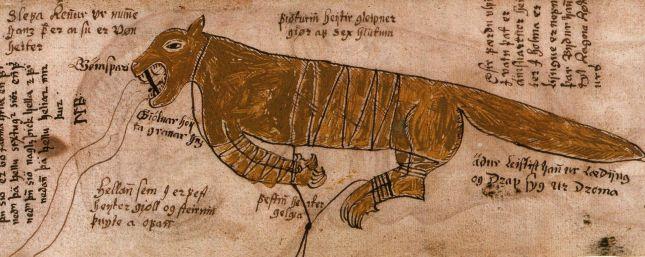 Fenrir (Siglo XVII)