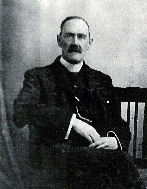 Henry Bull