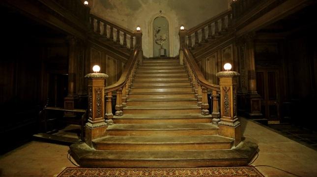Loftus Hall Escaleras
