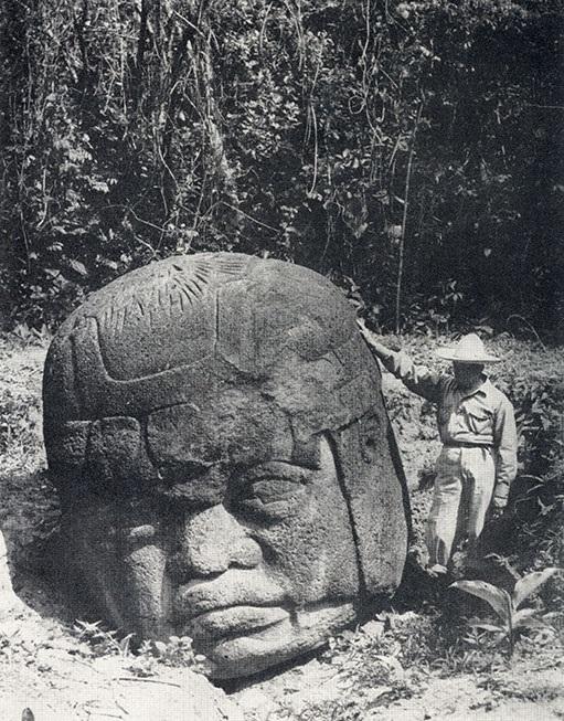 Monumento 1 La Venta