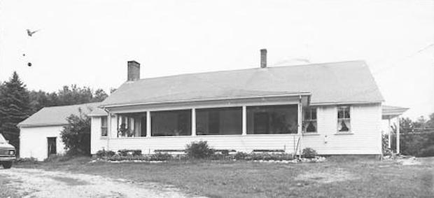Perron Harrisville