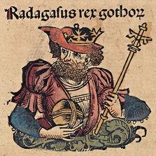 Ragnar Lodbrok (Crónicas de Núremberg)