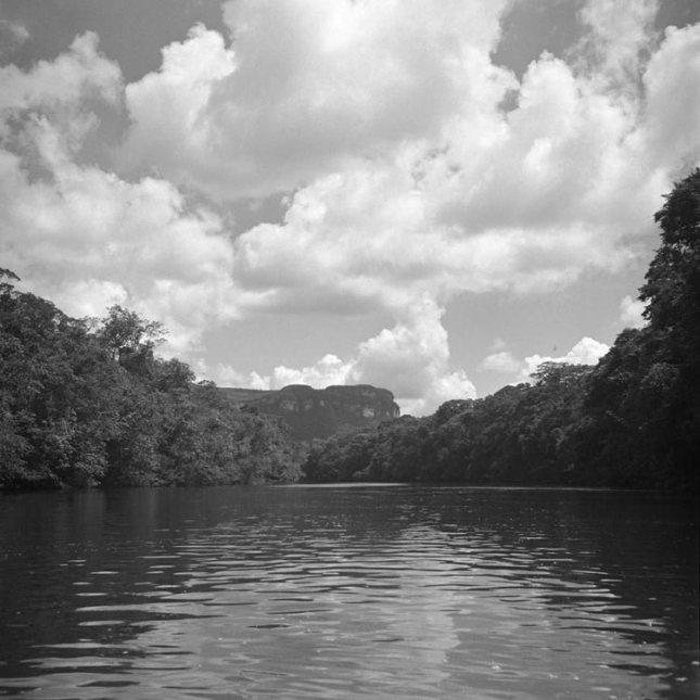 Río Carurú Vaupés