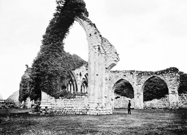 Ruinas de la Abadía de Castledermot