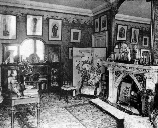 Salón Rectoría de Borley