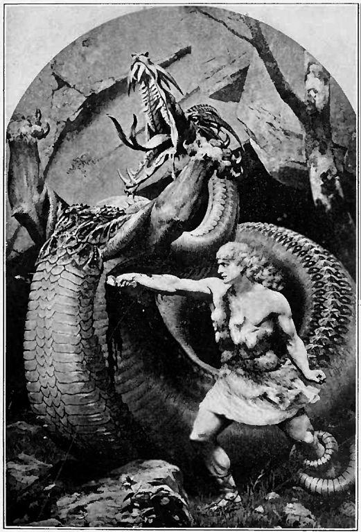 Sigurd y el Dragón