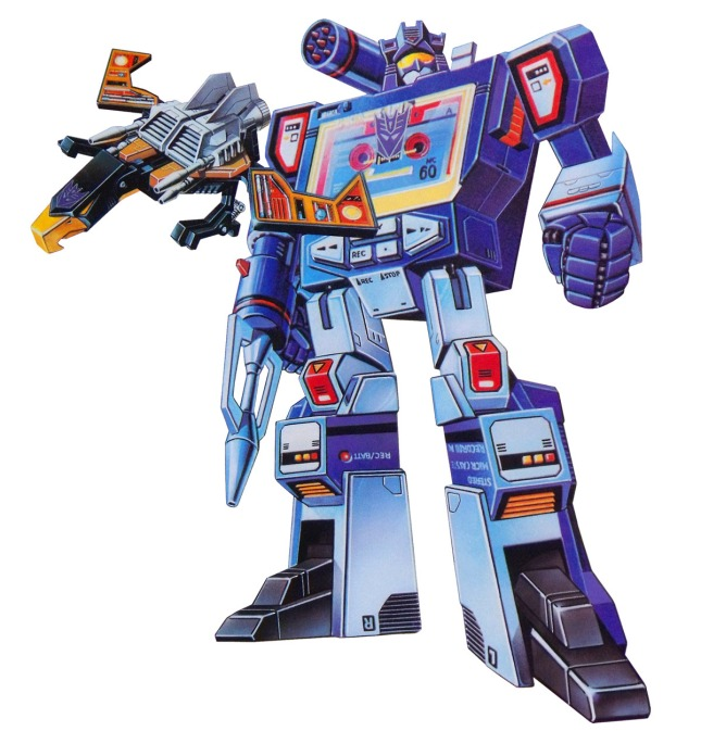 Soundwave & Buzzsaw