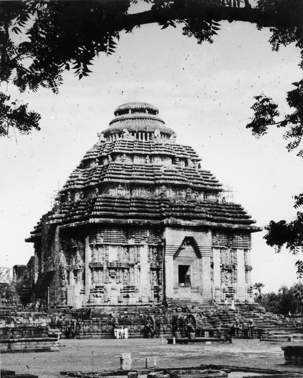 Templo del Sol, Konark