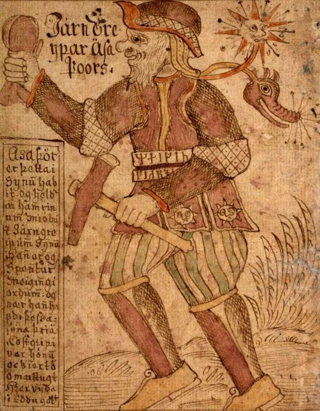 Thor (Siglo XVIII)