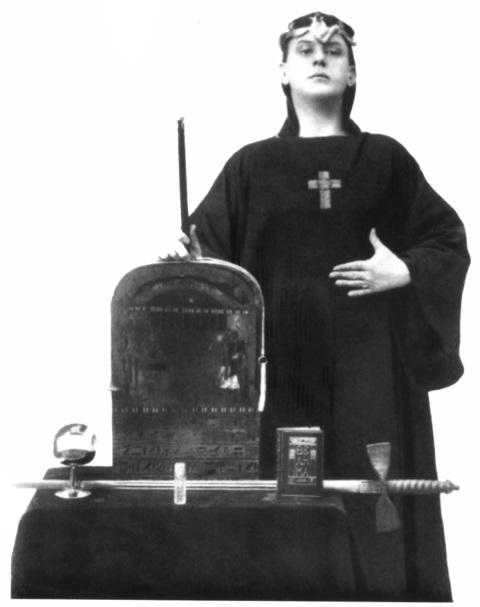Aleister Crowley Mago Ceremonial
