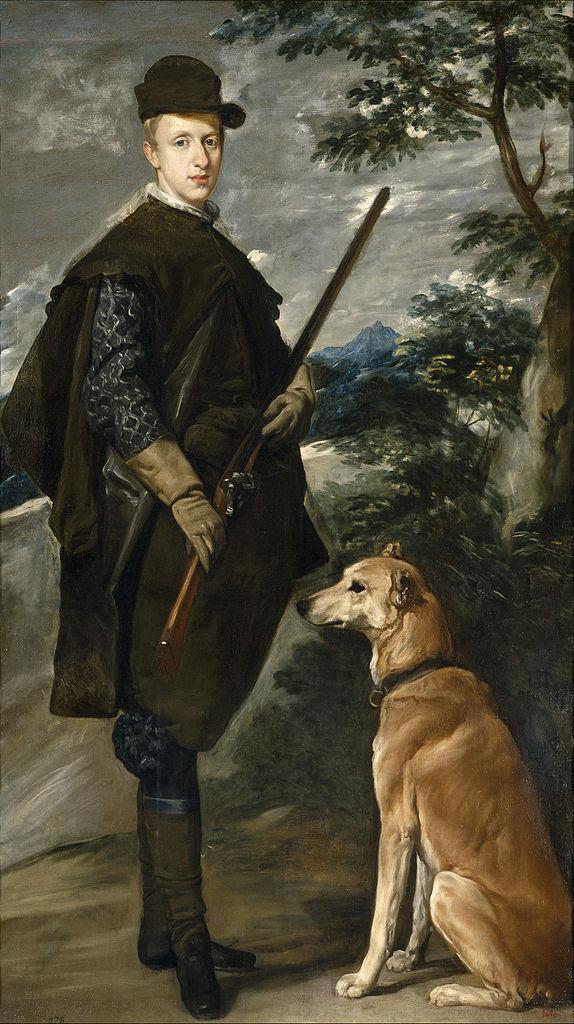 El Cardenal Infante Don Fernando de Austria cazador