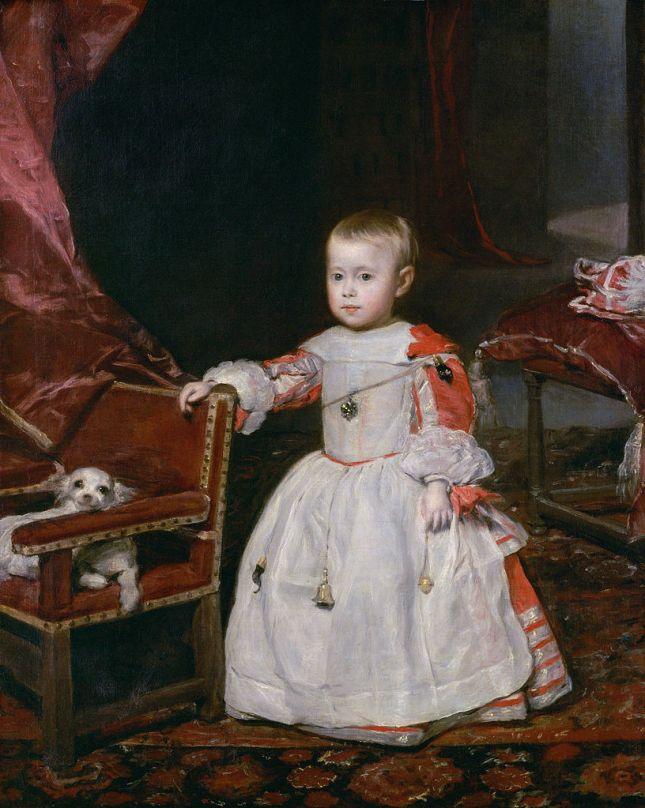 El Príncipe Felipe Próspero