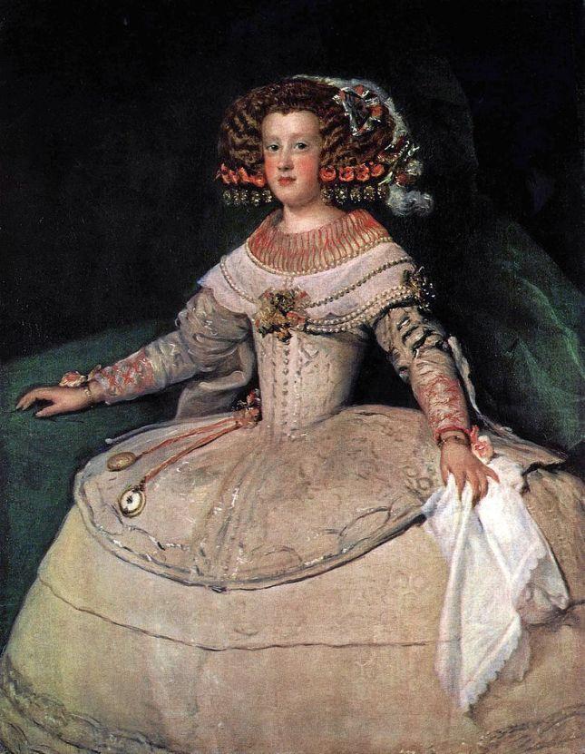 La Infanta María Teresa