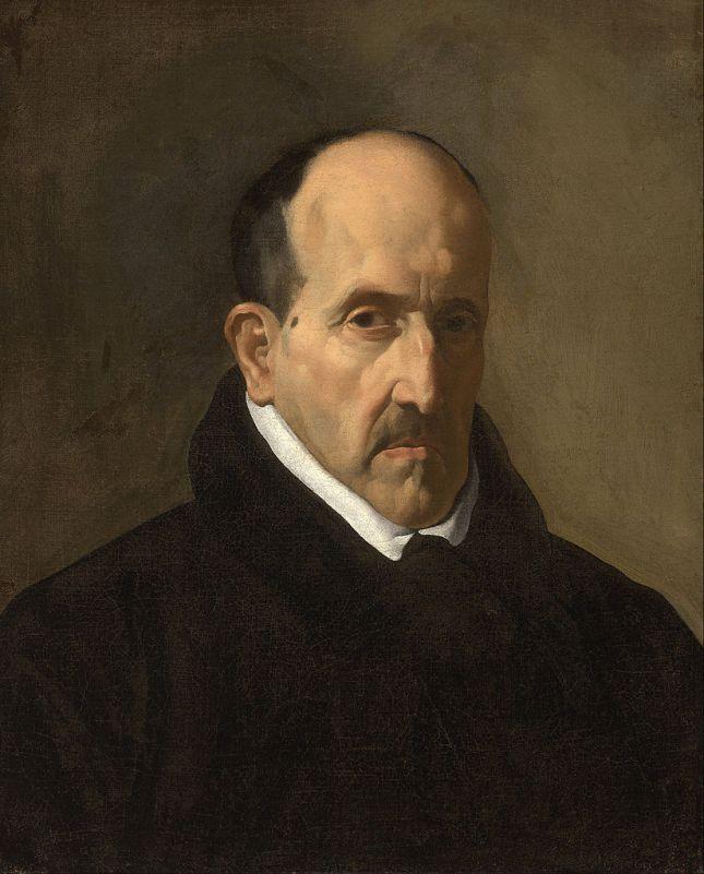 Retrato de Luis de Góngora