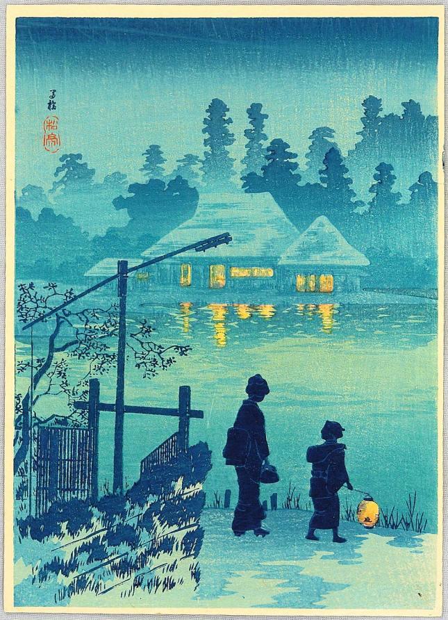 Hiroaki Takahashi - Casa del lago