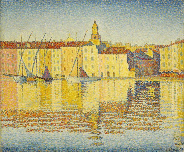 Casas en el puerto, Saint-Tropez