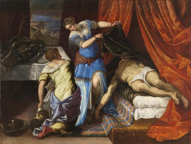Judit y Holofernes