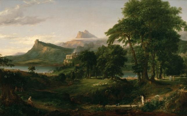 La Arcadia, Estado Pastoral