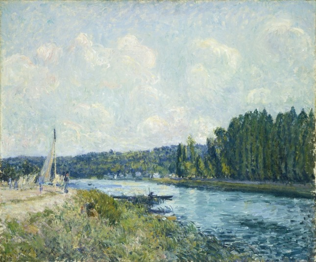 Las orillas del Oise