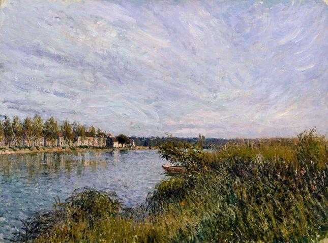 Vista de Saint-Mammès