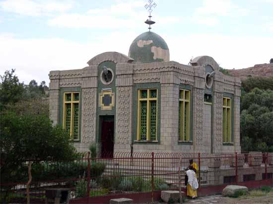 Iglesia de Santa María de Sion