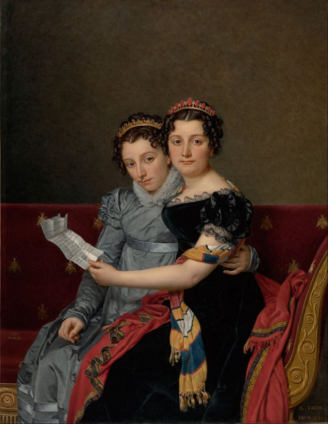 hermanas-zenaide-and-charlotte-bonaparte