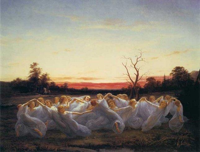 nils-blommer-elfos-en-el-prado-1850