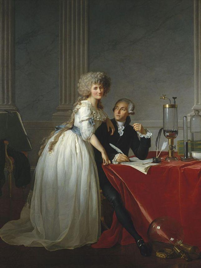 retrato-de-lavoisier-y-su-esposa