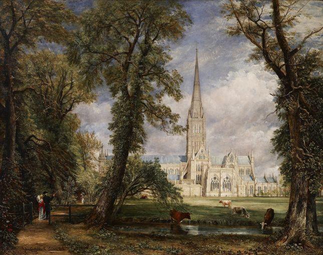 la-catedral-de-salisbury-vista-desde-el-jardin-del-palacio-arzobispal