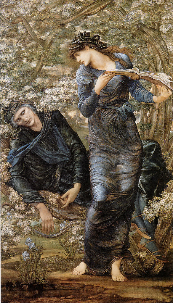 edward-burne-jones-la-seduccion-de-merlin